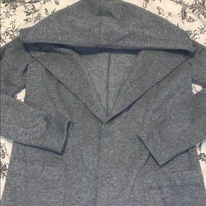Loft Hooded Sweater